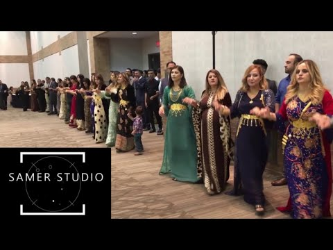 Kurdish Wedding in Dallas Texas 7-31-2017 (Raw Audio)