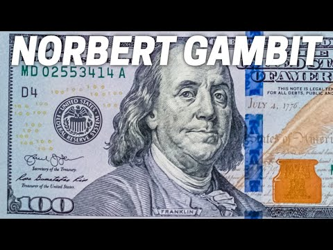 CONVERTING CAD TO USD WHEN TRADING ON THE STOCK MARKET (NORBERT GAMBIT)