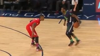 John Wall Top 10 crossovers 2014