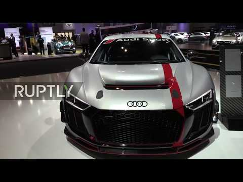 LIVE: Gawk at these supercars as the Dubai Motor Show kicks off - PART 3