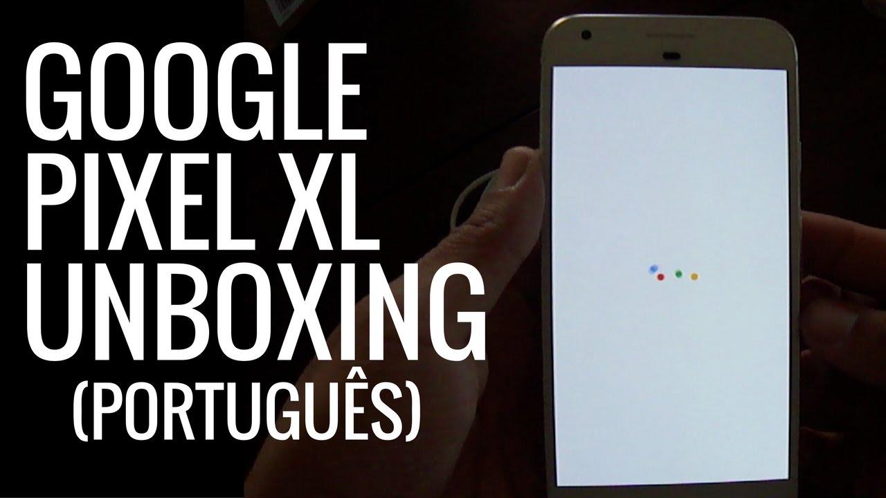 Google Pixel 5 Xl Unboxing