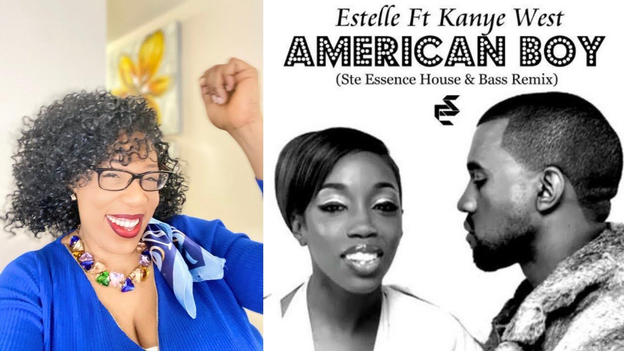 WOW ESTELLE [Feat. Kanye West] [Video] – AMERICAN BOY