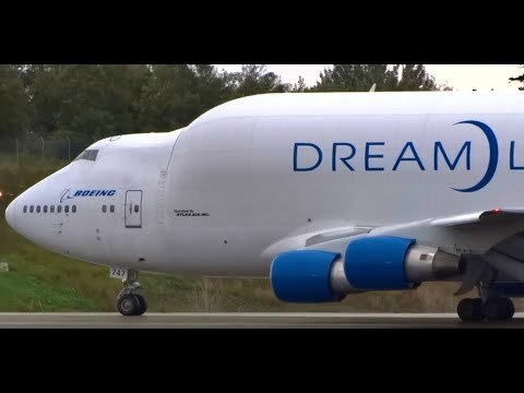 (HD) Watching Airplanes Part 1 - Anchorage International Airport PANC/ANC Plane Spotting