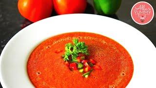 Gazpacho Recipe - Tomato Soup Recipe - Гаспачо классический(, 2015-06-14T10:00:01.000Z)