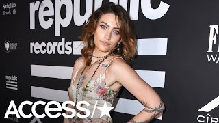 Paris Jackson Looks Healthy & Happy At Post-Grammys Party Weeks After Seeking Treatment | Access