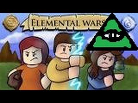 Download #GAMEPLAY 1 ROBLOX (INDONESIA) - ELEMENTAL WARS ILUMINATI !