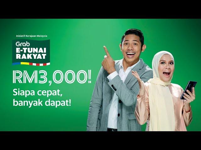 GrabPay Malaysia: Siapa cepat, banyak dapat!