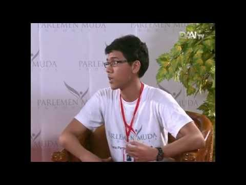 Iman Usman's Interview on Youth Parliament Indonesia with DAAI TV