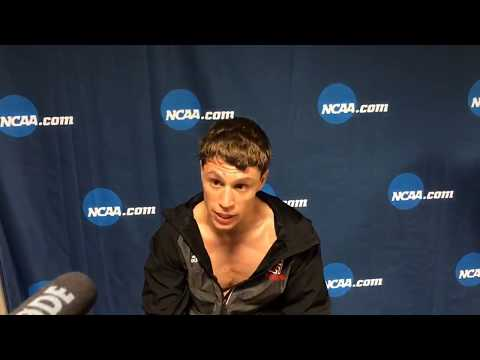 Rutgers' Nick Suriano on NCAA quarterfinals win