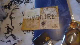 Infinity Crates March 2015 Unboxing