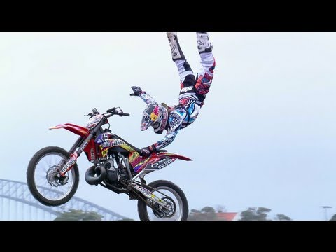 Top 5 Tricks - Red Bull X-Fighters World Tour 2012 Sydney