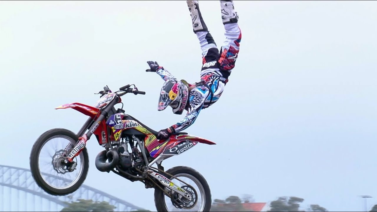 top 5 tricks red bull x fighters world tour 2012 sydney youtube. Black Bedroom Furniture Sets. Home Design Ideas