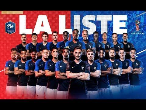 Maoni ya Shaffih Dauuda Kikosi cha France World Cup