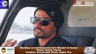 Full Interview Bohemia in conversation with Navniit S Anand in Sydney Australia