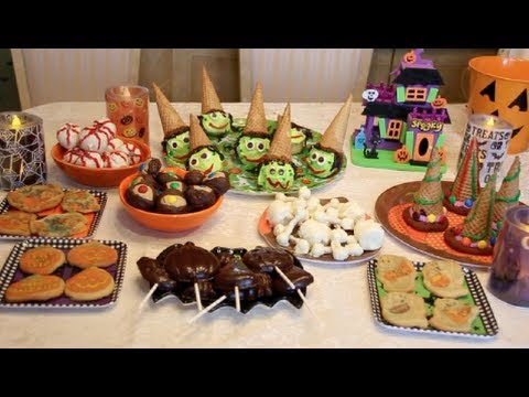 halloween treats part 1 - Halloween Trets