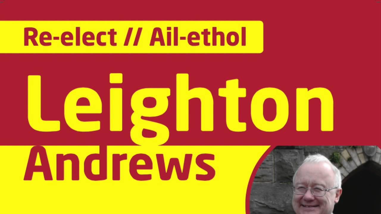 Leighton Andrews saved our jobs