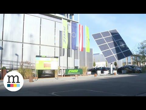 Vorarlberger Innovationspreis 2010: Solar Aktuatoren von ZIMM Solar GmbH