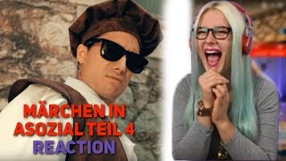 Luna REAGIERT auf MÄRCHEN in ASOZIAL 4 feat. Kelly | Julien Bam | Twitch Highlights