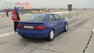 Audi S2 9.42 @ 245.7 km/h 1/4 mile