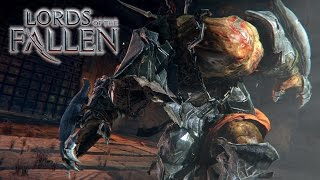 Lords of the fallen - catacombs (dungeon gameplay)