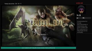 Live resident evil 4 desafio moreu reseta modo profissional