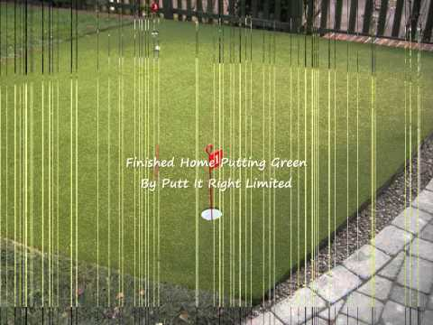 putt it right limited artificial golf green