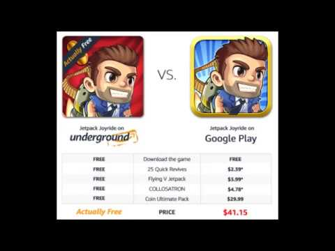 Difference between Google Play Store and Amazon App Store
