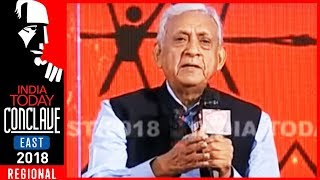 Gowher Rizvi On India-Bangladesh Ties, Illegal Immigrants Issue | India Today Conclave East 2018