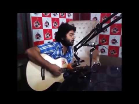 Arijit Singh Live Kabira   Laal Ishq   Milne Hai Mujhse Aai   Acoustic Cover