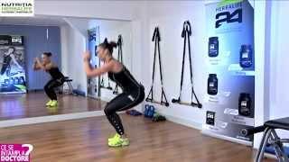 Gimnastica pentru picioare puternice și sănătoase