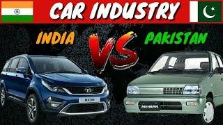 ® ✅ INDIA VS PAKISTAN   Automobile Industry   2018