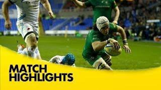 London Irish v Exeter Chiefs - Aviva Premiership Rugby 2014/15