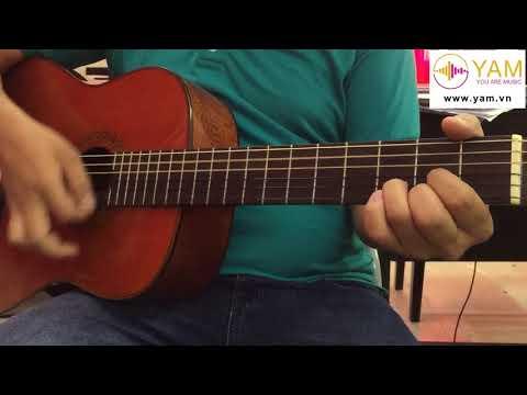 Hướng dẫn cách đánh bài Ba Kể Con Nghe bằng đàn Guitar - YAM.vn