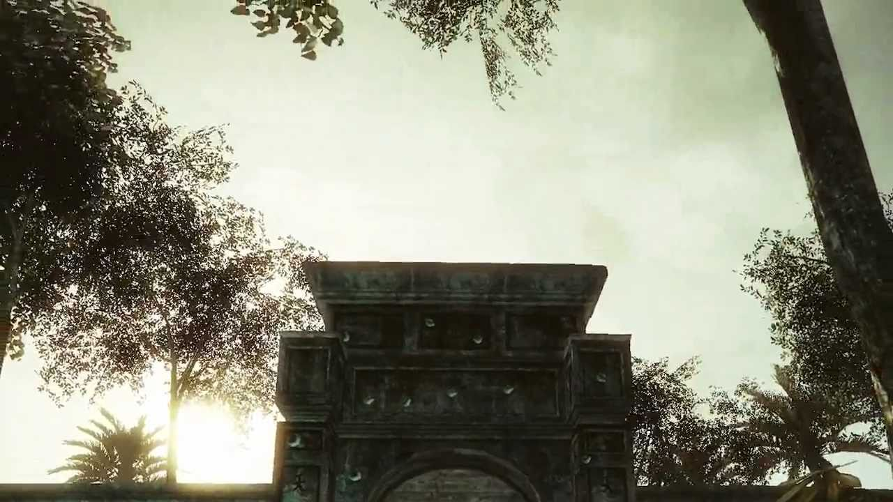 Lost and Forgotten [BFBC2]