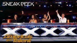 Golden Buzzer - America's Got Talent 2018 (Sneak Peek)