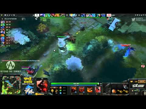 iG vs LGD G-1 League Semi Final Game 2
