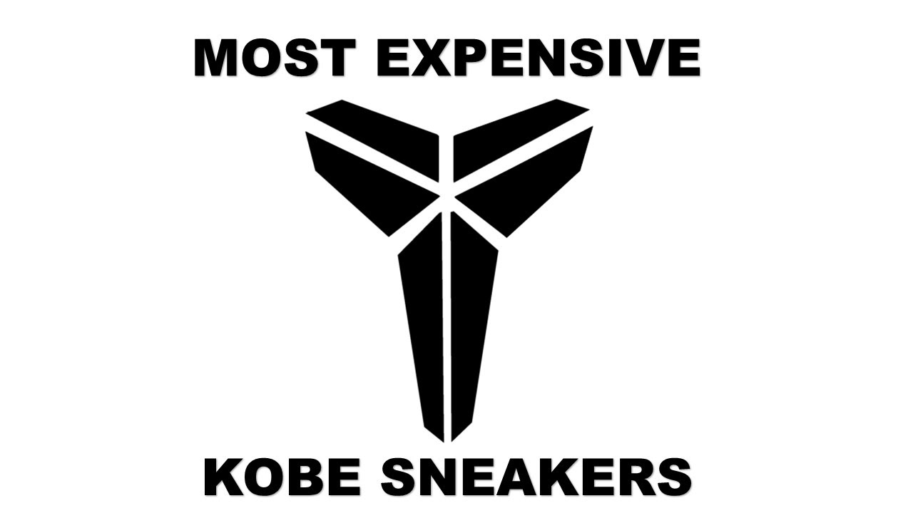 036c25526f4a MOST EXPENSIVE NIKE KOBE S FOR SALE - YouTube