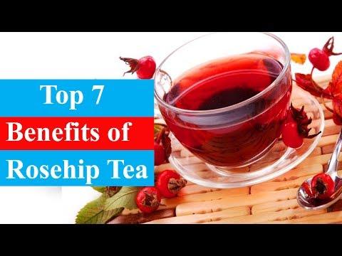 Top 7 Benefits of Rosehip Tea | Health Benefits - Smart Your Health