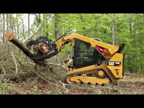 Visibility On Cat® Skid Steer And Compact Track Loaders | Experience The Difference