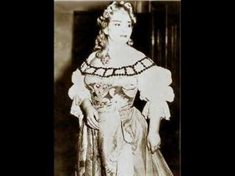 Rossini - Armida - D'amore Al Dolce Impero (1952 Live)