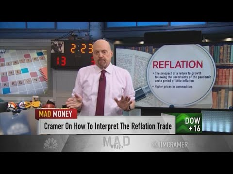 Jim Cramer breaks down the impact of the Fed and inflation on the stock market