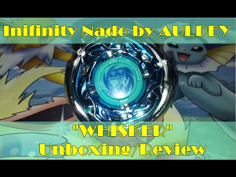 """infinity-nado:-""""whisker""""-unboxing/review"""