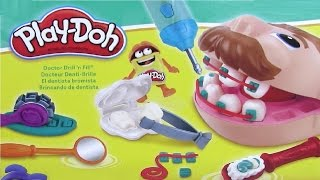Пластилин Плей До на Русском Play Doh Играем в Доктора. Пластилин для Детей. Игрушки для Детей