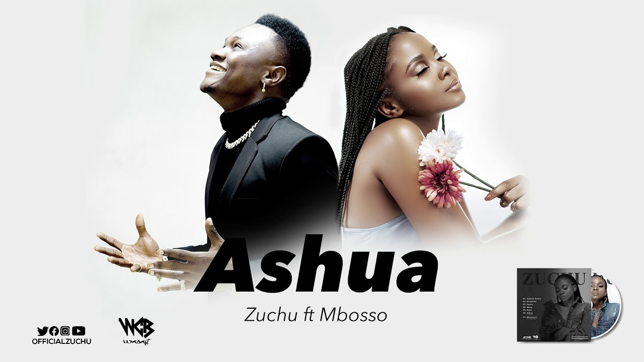 Download Zuchu Ft Mbosso - Ashua (official Audio)  Sms SKIZA 8549165 to 811