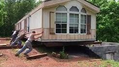 Mobile Home Setting