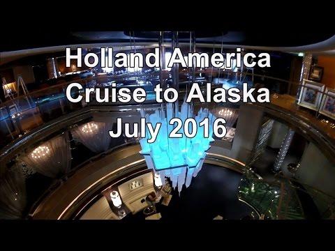 Holland America Cruise to Alaska Tour