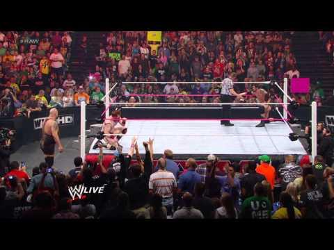 WWE Monday Night Raw En Espanol - Monday, October 15, 2012