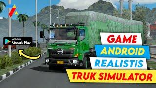 8 GAME ANDROID TRUCK SIMULATOR OFFLINE DENGAN GRAFIK REALISTIS screenshot 1