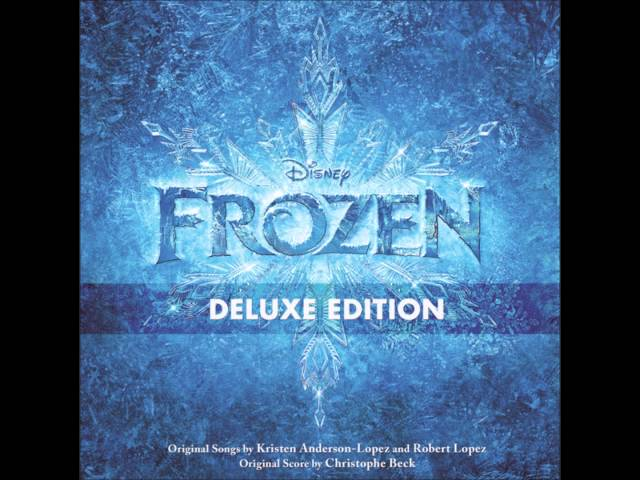 6. Reindeer(s) Are Better Than People - Frozen (OST)