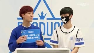 Video Produce 101 Season 2 Special! Hidden Box MissionㅣIm Young Min vs Kim Dong Hyun (Brand New Music) download MP3, 3GP, MP4, WEBM, AVI, FLV Januari 2018
